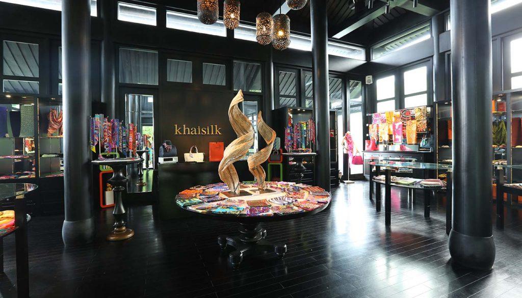 Chuỗi cửa hàng Khai Silk