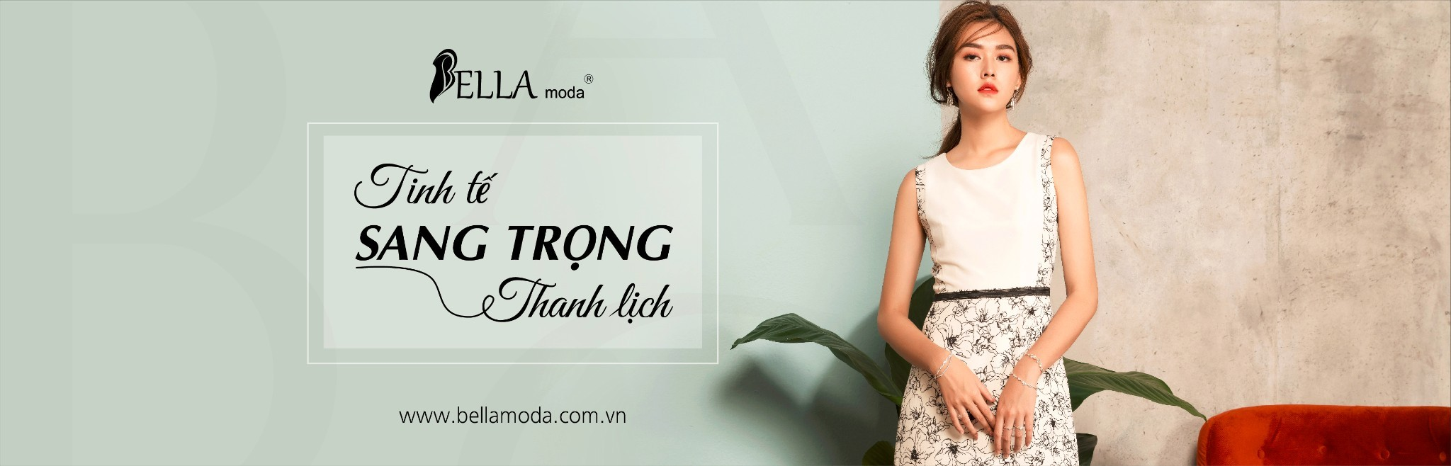 Giới thiệu thời trang Bella Moda