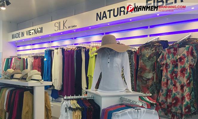 Cửa hàng thời trang Saga Du Mekong