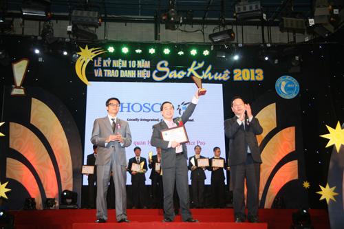Phần mềm quản lý bán hàng Master Pro vinh dự được Phó thủ tướng Vũ Đức Đam và ông Trương Gia Bình trao giải