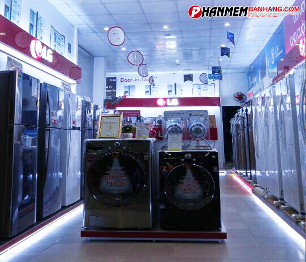 Phần mềm quản lý bán hàng Master Pro cho Nga Khanh