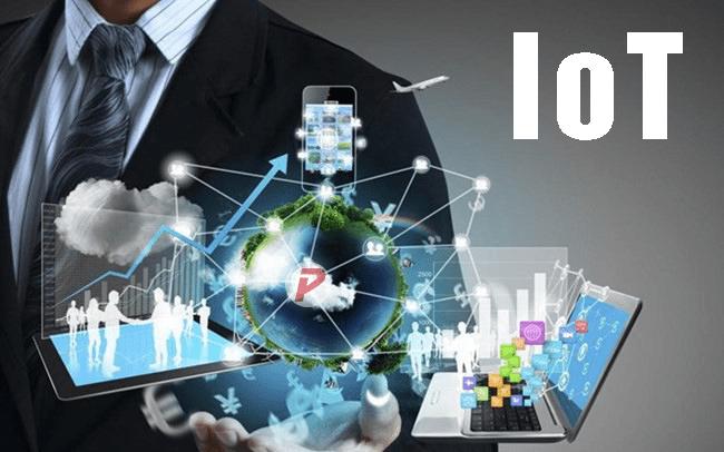 Áp dụng công nghệ IoT trong phần mềm