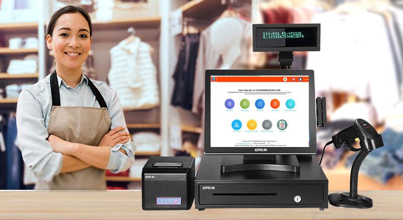 Phần mềm quản lý bán hàng Shop thời trang