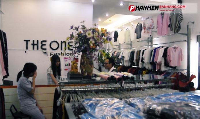 Cửa hàng thời trang The One Fashion
