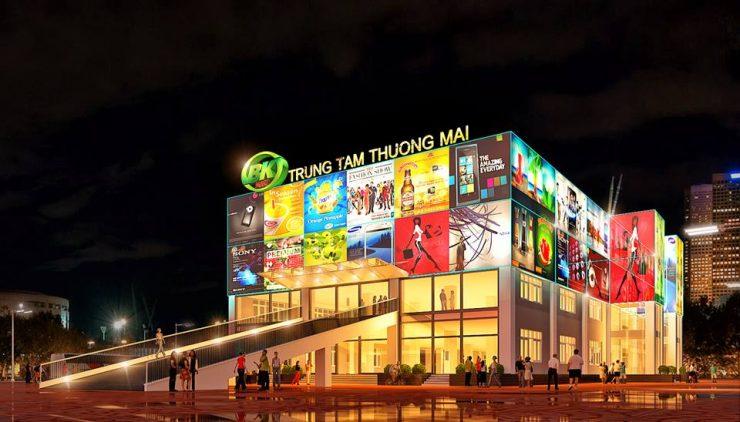 Hệ thống siêu thị BK Mart