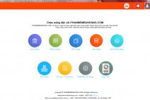 Phần mềm quản lý siêu thị MasterPro