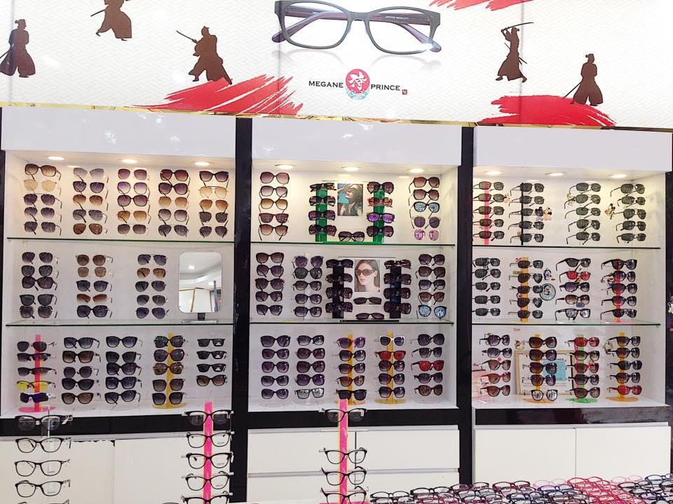 Cửa hàng kính mắt Megane Prince