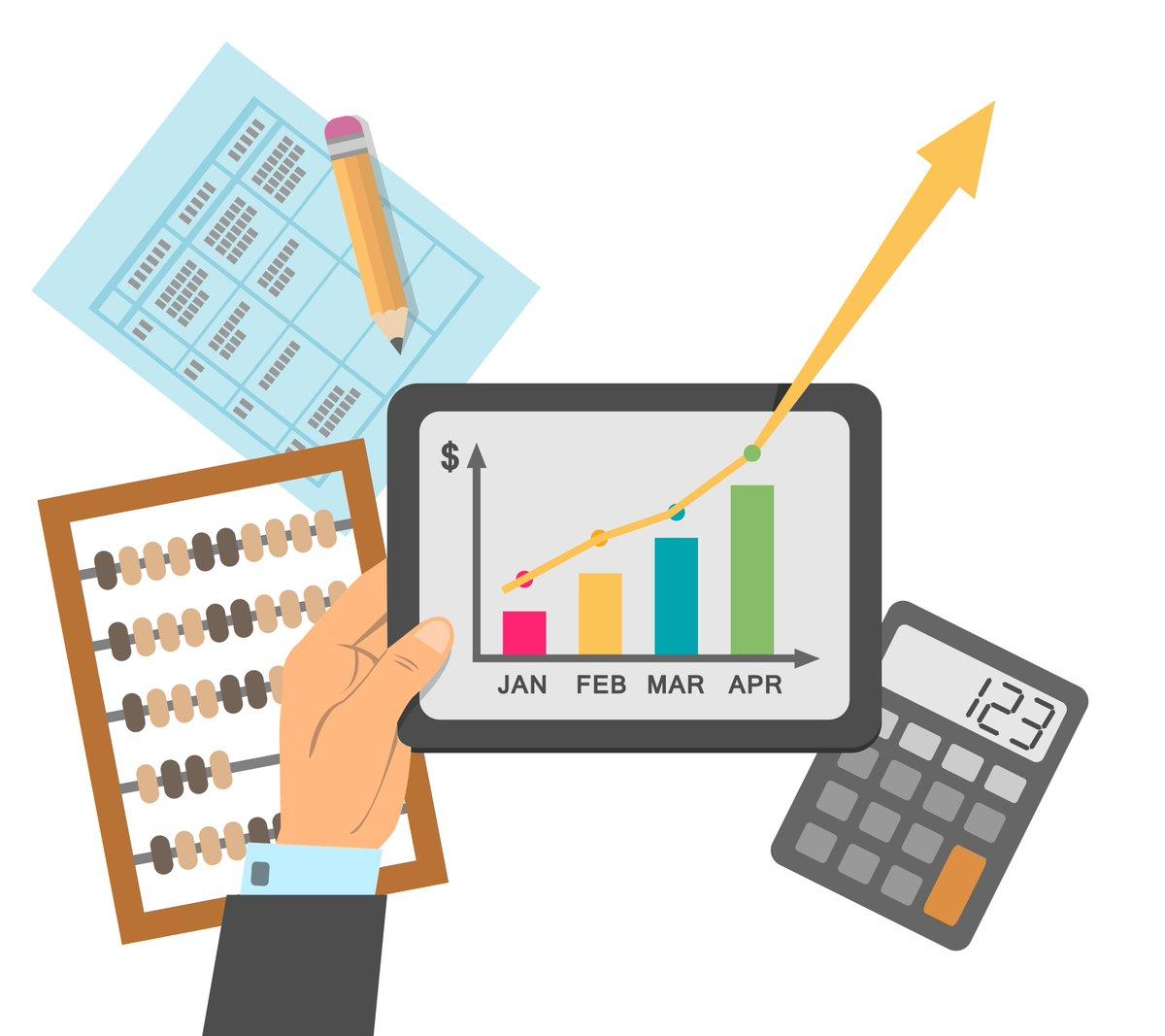 Báo cáo kinh doanh bằng phần mèm bán hàng