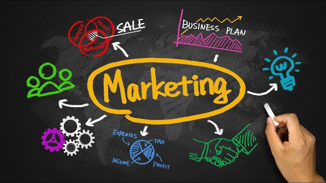Phần mềm bán hàng Marketing