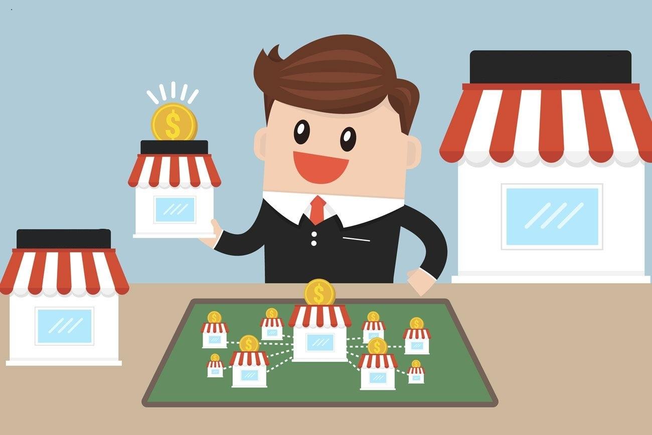 Phần mềm quản lý bán hàng chuỗi