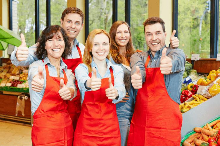 Quản lý nhân viên siêu thị bằng phần mềm bán hàng