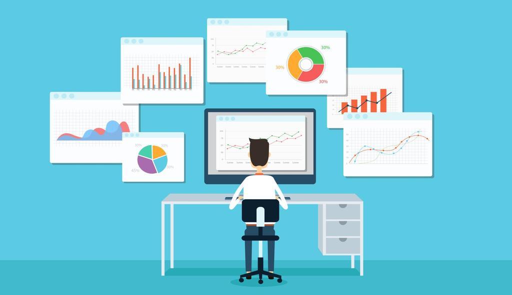 Phân tích doanh thu bằng phần mềm bán hàng