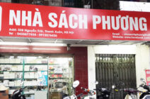 Phần mềm bán hàng cửa hàng sach Thu Phương