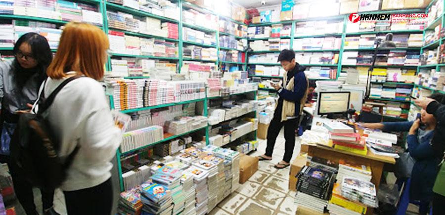 Giải pháp quản lý bán hàng nhà sách Phương Thu