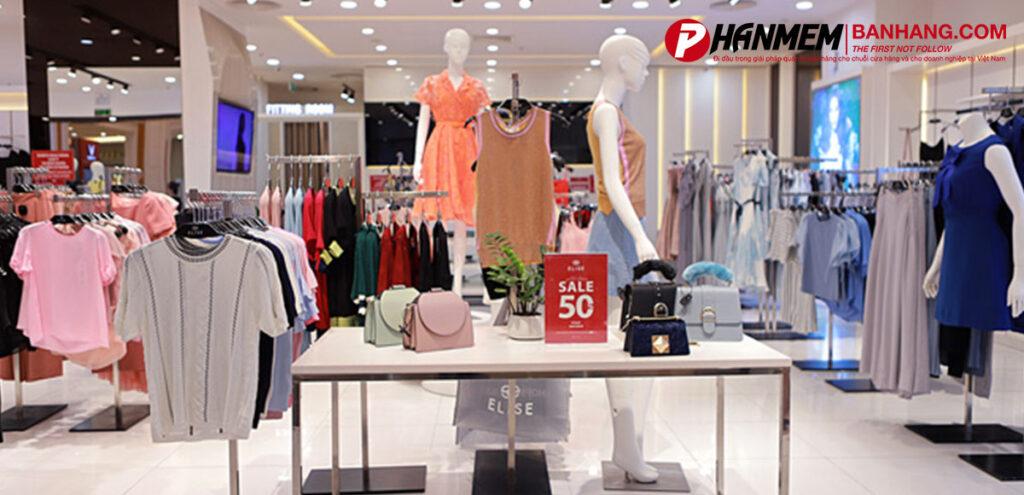 Phần mềm quản lý bán hàng shop quần áo
