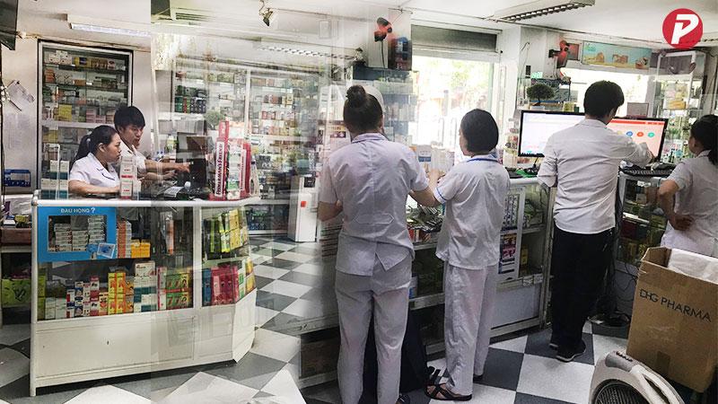 Triển khai phần mềm bán hàng nhà thuốc Đức Long