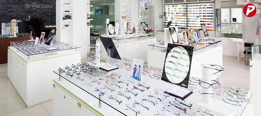 Chuỗi cửa hàng kính mắt iMEGANE