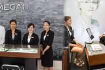 iMEGANE - Chuỗi cửa hàng kính mắt cao cấp Nhật Bản