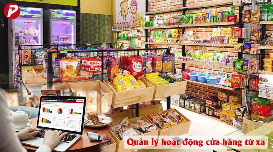Phần mềm tính tiền siêu thị mini Master Pro