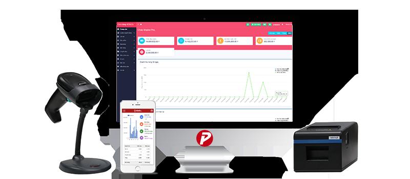 Phần mềm quản lý bán hàng trực tuyến