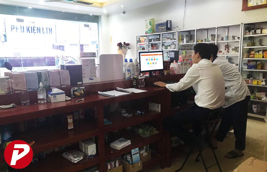 Phần mềm quản lý thuốc tây Master Pro