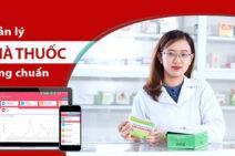 Phần mềm quản lý nhà thuốc tiêu chuẩn