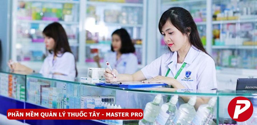 Phần mềm bán hàng thuốc Tây Master Pro