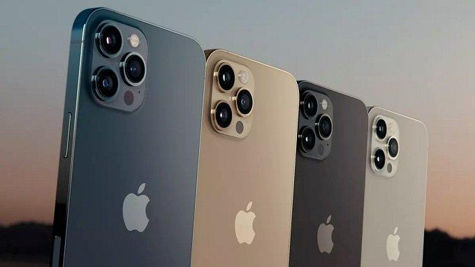 Sự ra đời của Iphone 12