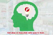 Giải pháp quản lý nhà thuốc bằng phần mêm quản lý thuốc