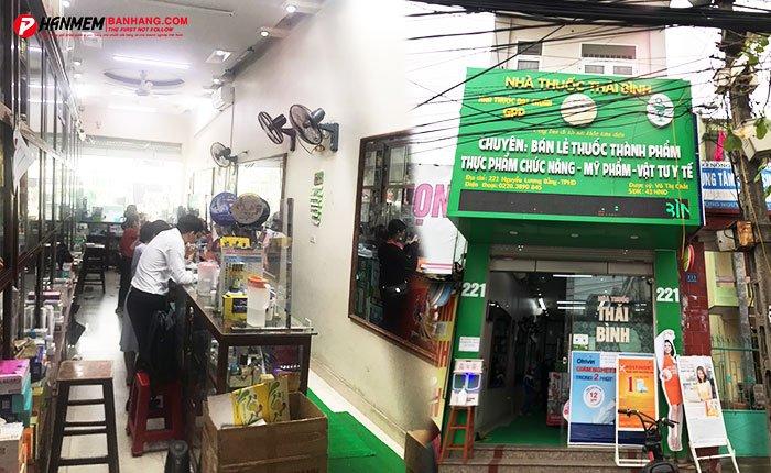 Nhà thuốc Thái Bình- Luôn giữ chữ tín và tận tâm