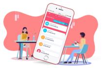 Chăm sóc khách hàng qua app mobile