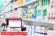 phần mềm quản lý hiệu thuốc
