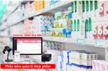 Lợi ích của phần mềm quản lý dược phẩm
